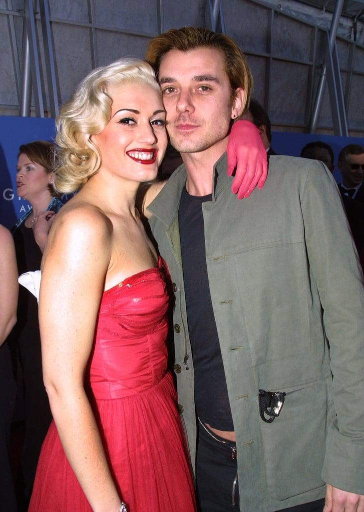 Gwen Stefani and Gavin Rossdale, 2001