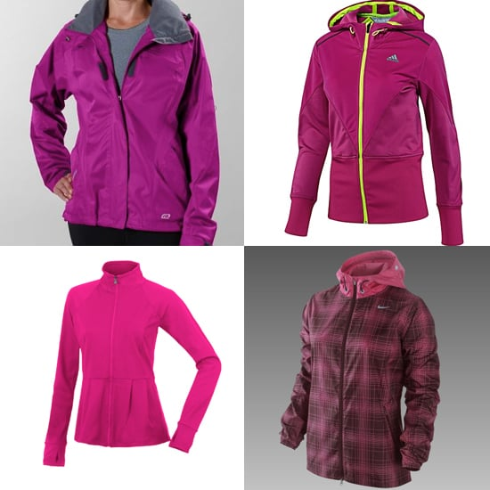 Pink Running Jackets For Fall 2011
