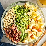Whole30 Shaved Brussels Sprouts Salad