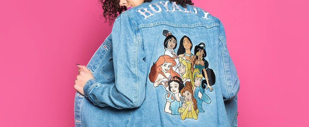 Disney Princess Denim Jacket 2018