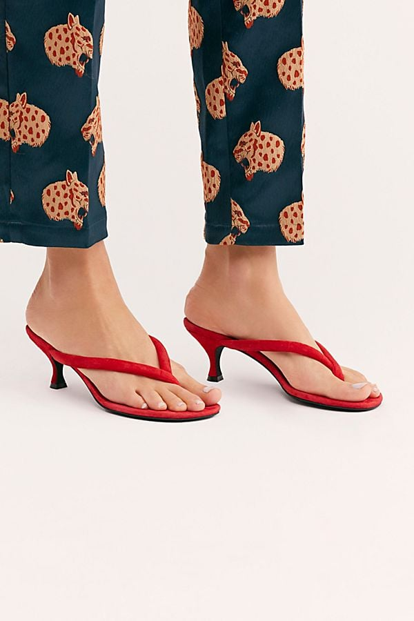Jeffrey Campbell Lanie Thong Sandals