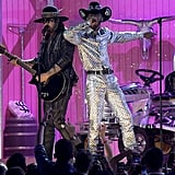 Lil Nas X Performance at the 2020 Grammys Video