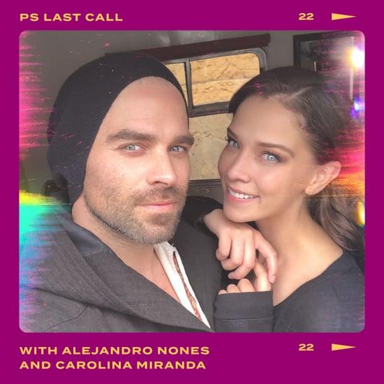 Alejandro Nones and Carolina Miranda Talk Who Killed Sara
