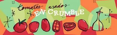 Yummy Link: Tomato Crumble