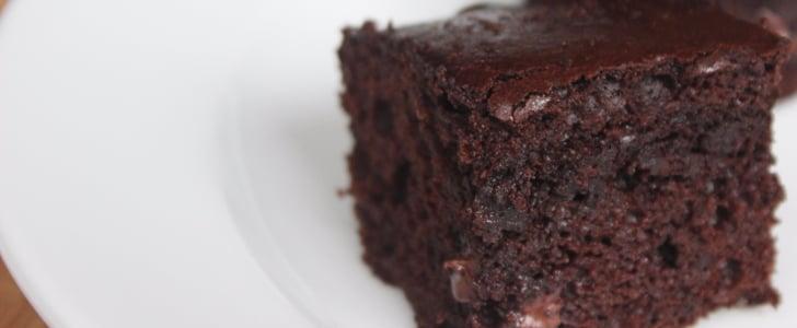 Slimmed-Down Brownie Recipe