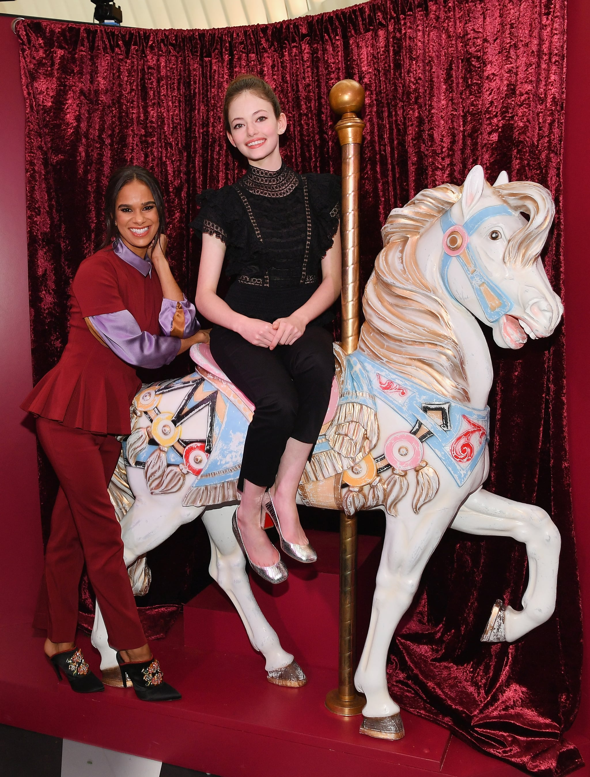 Mackenzie Foy and Misty Copeland The Nutcracker Interview | POPSUGAR ...
