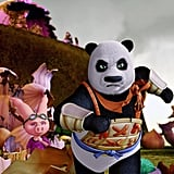 The Adventures of the Panda Warrior