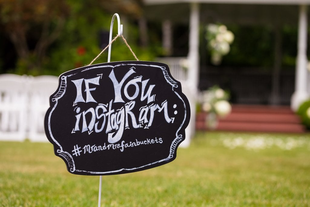 It's definitely not easy coming up with a fun, cute, and quirky hashtag for your wedding. It can be so difficult that a company exists to do the hard work for you! But if you're still trying to come up with the hashtag on your own, take a look at some of the most creative ones we've found. All of these are based off of real weddings, so it's totally doable to think of one!        Related:                                                                                                           How to Create a Wedding Hashtag No One Else Will Have