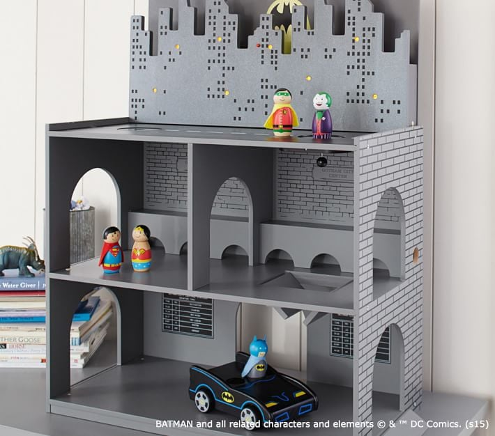 For 6-Year-Olds: Gotham City Play Set