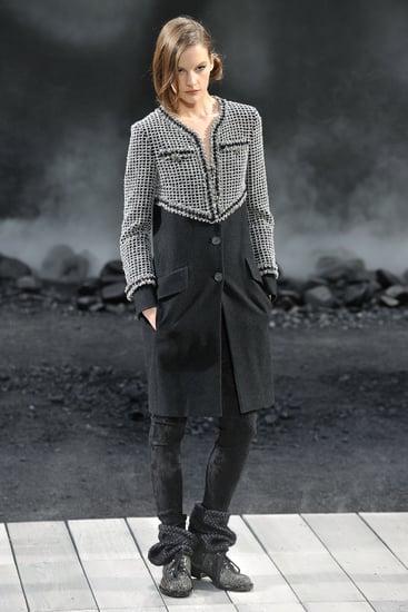 Fall 2011 Paris Fashion Week: Chanel