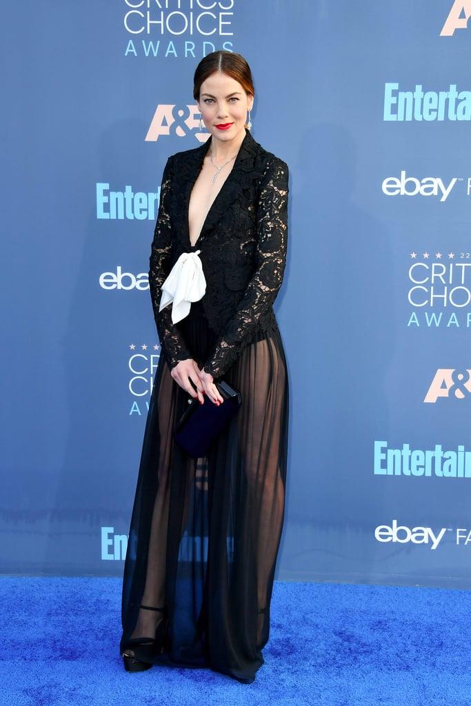 Black Dresses at the Critics' Choice Awards 2017
