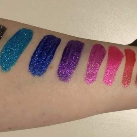 Kat Von D Glitter Lipstick
