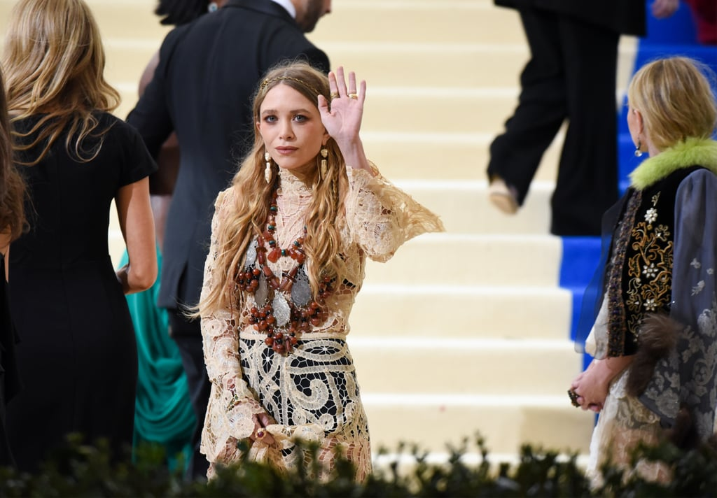 Pictured: Mary-Kate Olsen