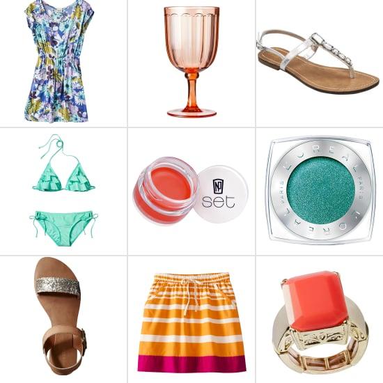 Target Spring Essentials Recap
