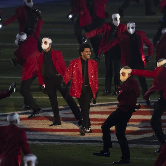 Why The Weeknd's Super Bowl Dancers Wore Face Bandages