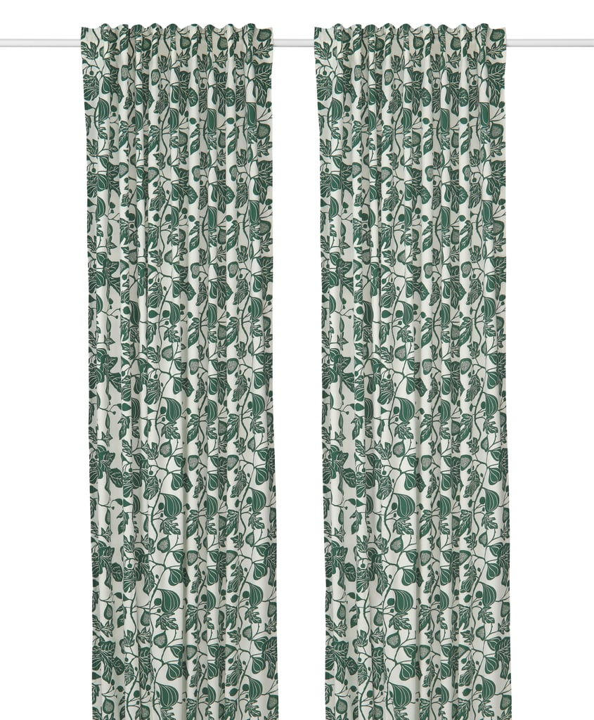 Alpklöver Pair of Curtains