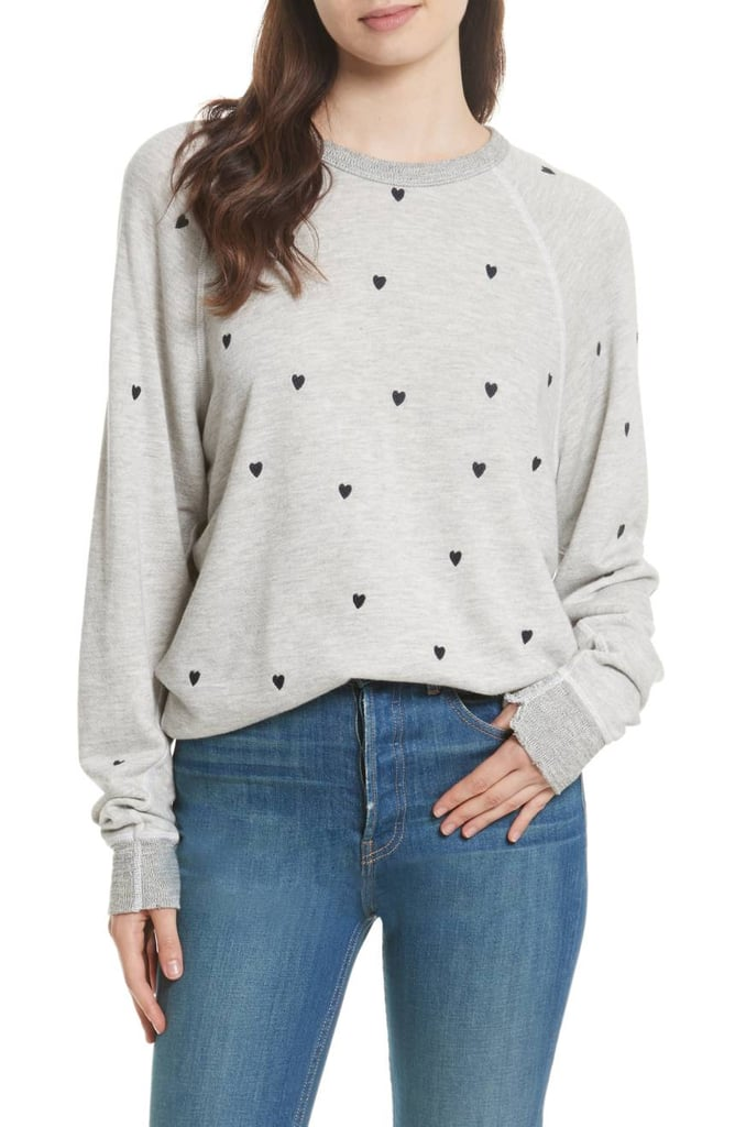 The Great College Embroidered Sweatshirt