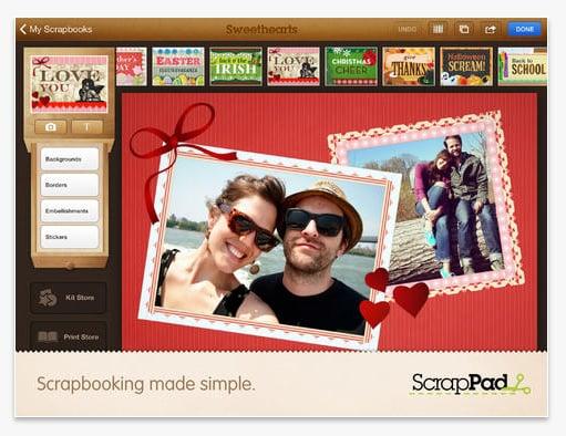 Digital Scrapbooking Apps Popsugar Family