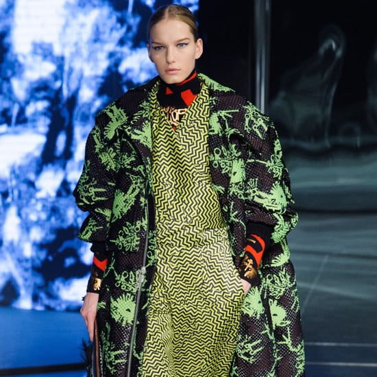 Kenzo Autumn Winter Paris Fashion Week Show