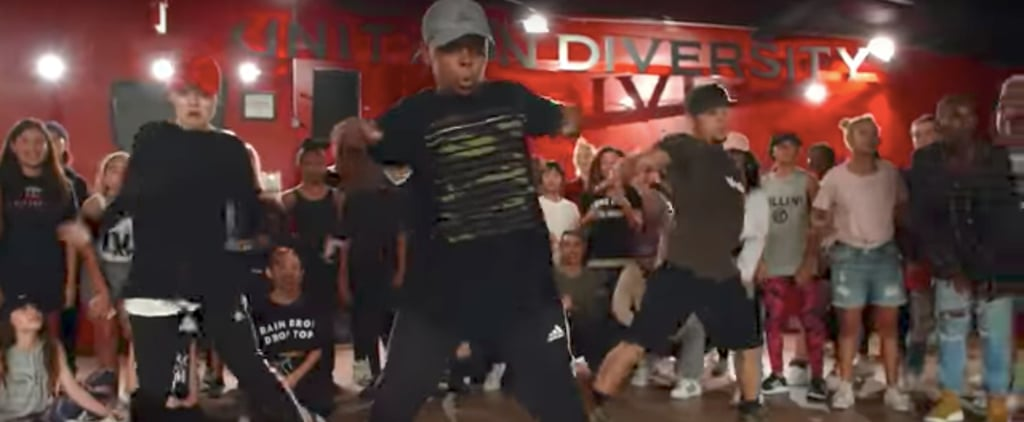 """Nelly """"Grillz"""" Phil Wright Choreography   Video"""