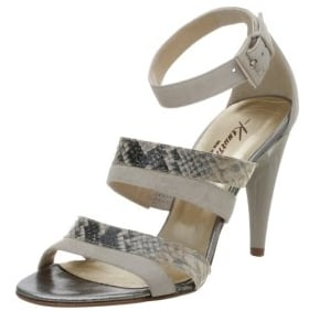 Kenneth Cole New York Women's Nite Life Ankle-Strap Sandals