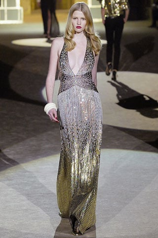 Milan Fashion Week, Fall 2007: Roberto Cavalli