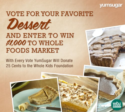 Thanksgiving Dessert Recipes, Whole Foods Market Gift Card