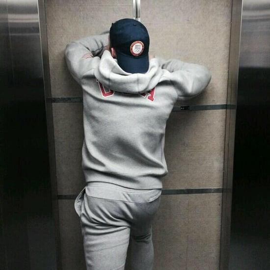 Johnny Quinn Stuck in Elevator