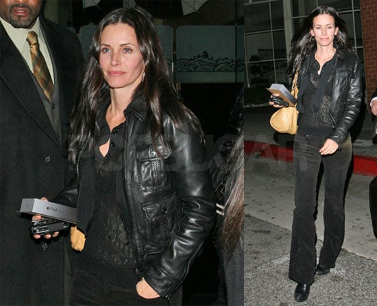 Courteney Cox Is Coming Soon