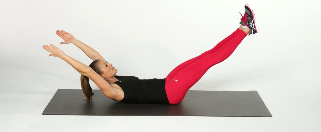 Tone Your Abs With Crunch Challenge