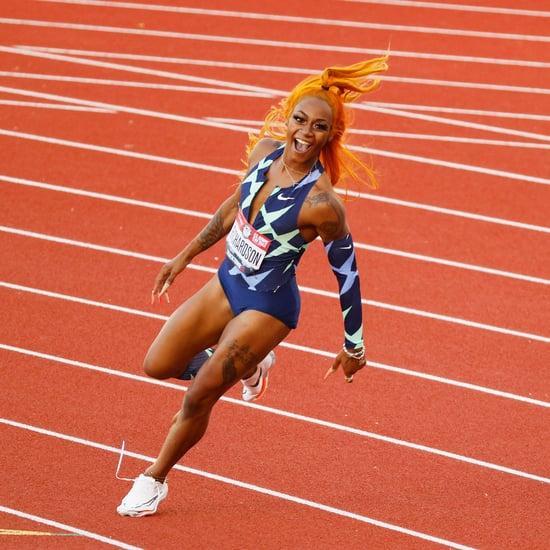 Watch Sha'Carri Richardson Crush 100 Meter Olympic Trials