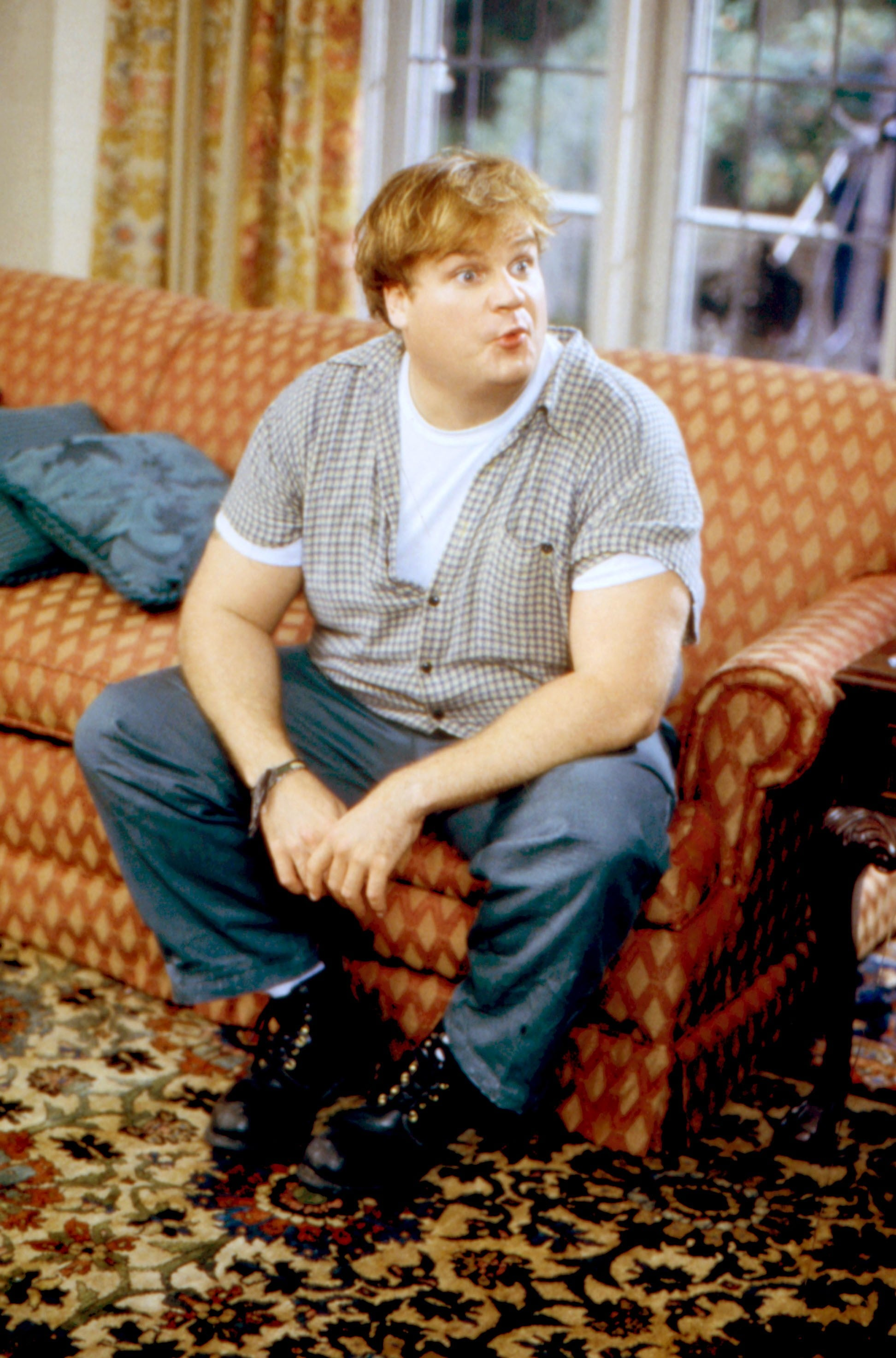 Photos: Commemorating the life and career of Chris Farley ...