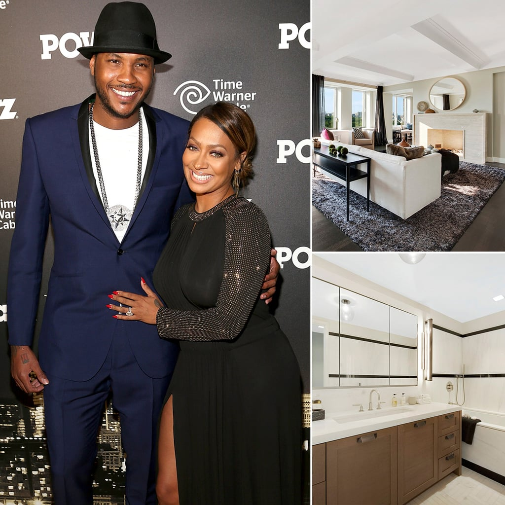 Carmelo and La La Anthony Move Out of $12M NYC Rental