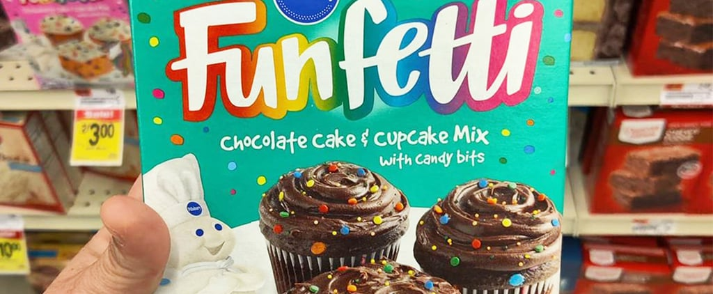 Pillsbury Now Makes a Funfetti Chocolate Cake Mix
