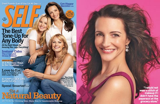 4 Beauty Tips From Kristin Davis