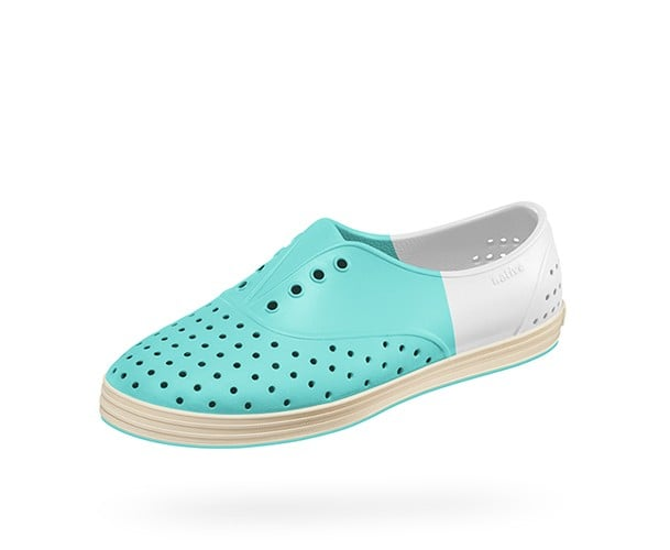 Issey Miyake x Native Shoes Jericho Women's Pleats Please Sneakers