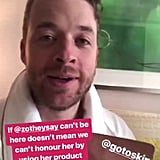 Hamish Blake's Pre-Logies Go-To Face Mask Review | POPSUGAR