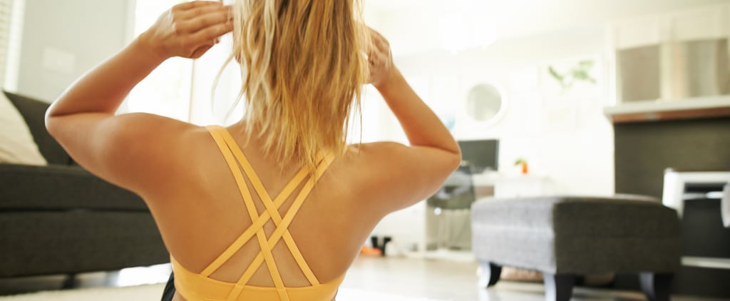 How to Avoid Getting Injured While Working Out at Home