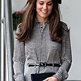 Kate Middleton Bangs