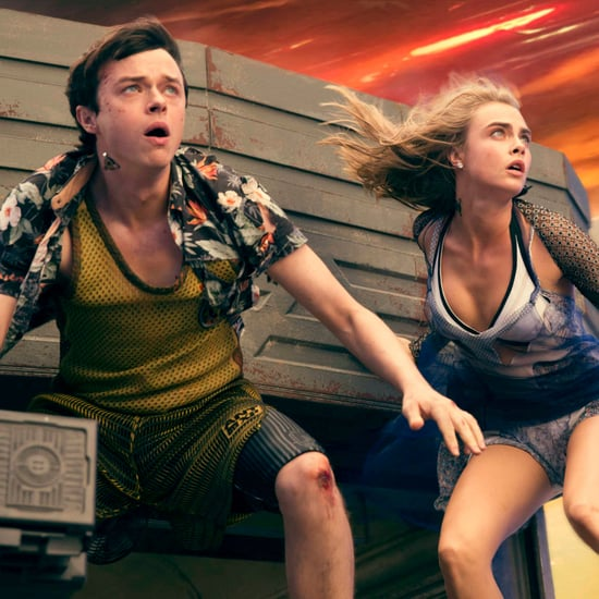 Teaser Valerian and the City of a Thousand Planets Luc Besso