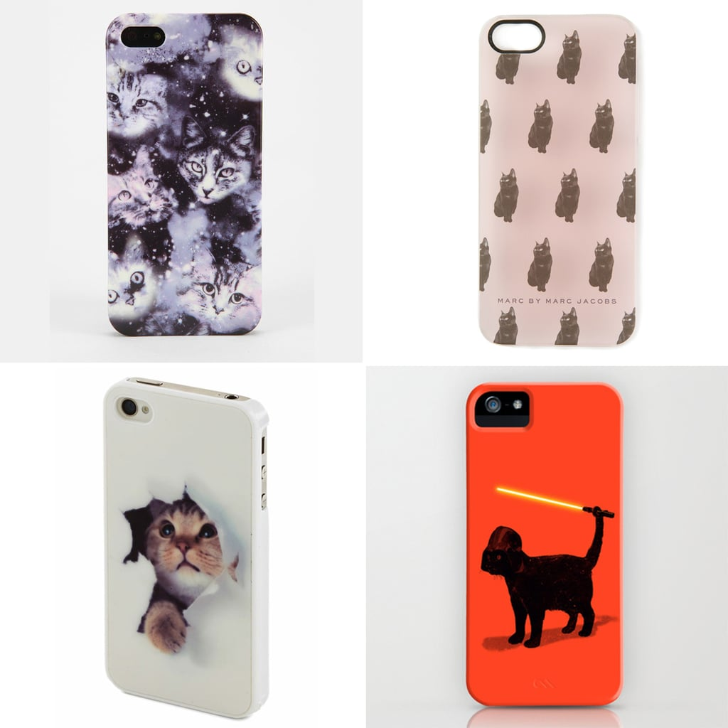 Cat Phone Cases For iPhone