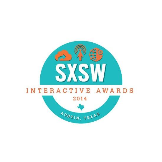 SXSW Interactive Winners 2014