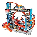 For 6-Year-Olds: Hot Wheels Ultimate Garage