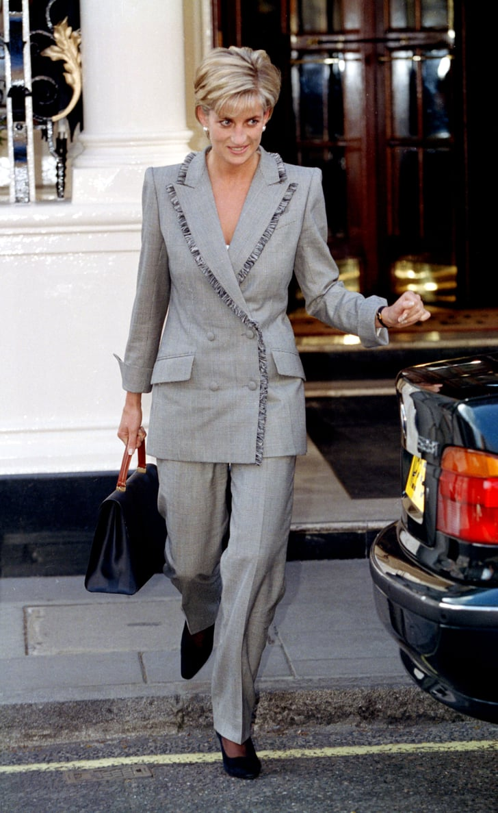 Princess Diana Fashion Trends