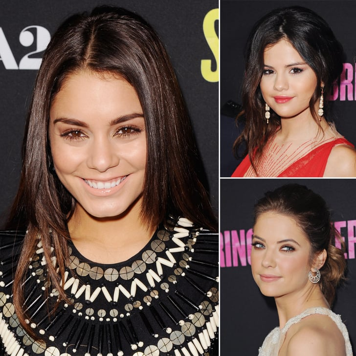 View All the Beauty Looks From Last Night's Spring Breakers Premiere