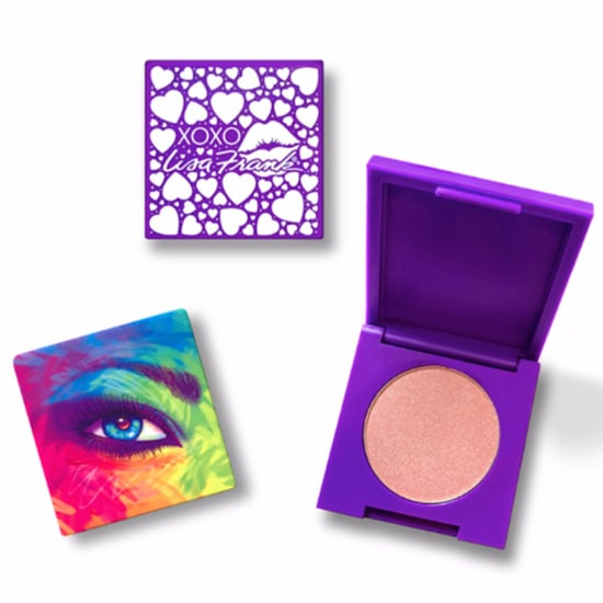 Lisa Frank Glamour Dolls Eye Shadows
