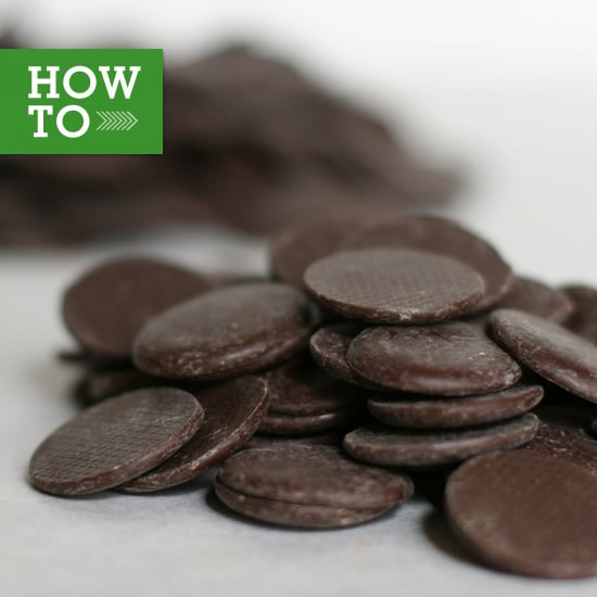 How to Temper Dark Chocolate