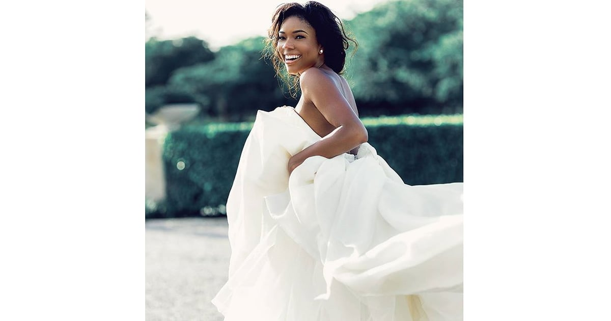 Dwyane Wade and Gabrielle Union Wedding Pictures 2014 POPSUGAR