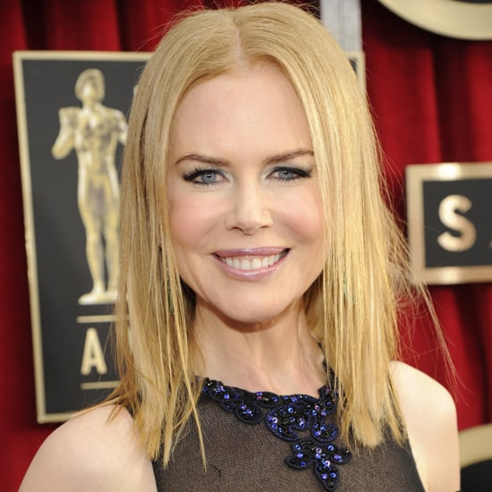 Nicole Kidman at the SAG Awards