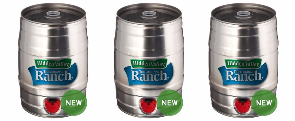 So, a Literal Keg of Ranch Exists, and You Can Actually Buy It Online
